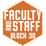Faculty and Staff Block 30
